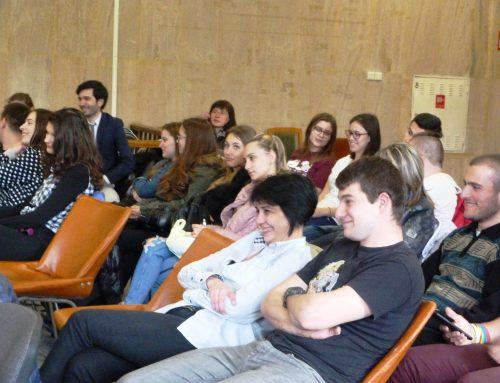 """Младежки дискусионен форум """"Бъдещето на Европа"""""""