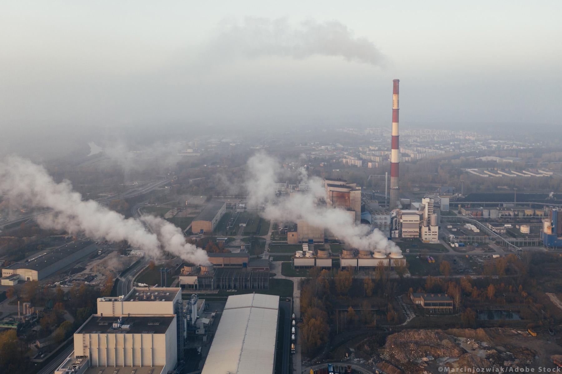 Закона за климата дава на предприятията правна сигурност за постигането на неутралност по отношение на климата ©AdobeStock/Marcinjozwiak